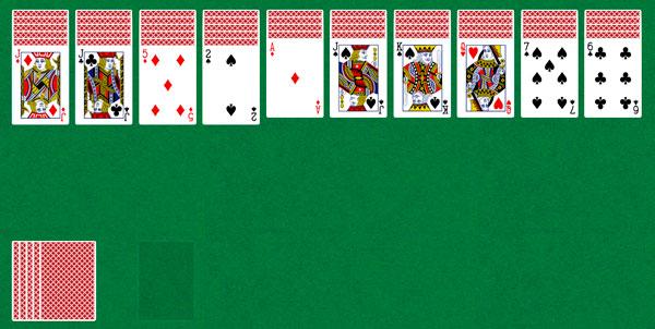 онлайн играть карты 3 паук